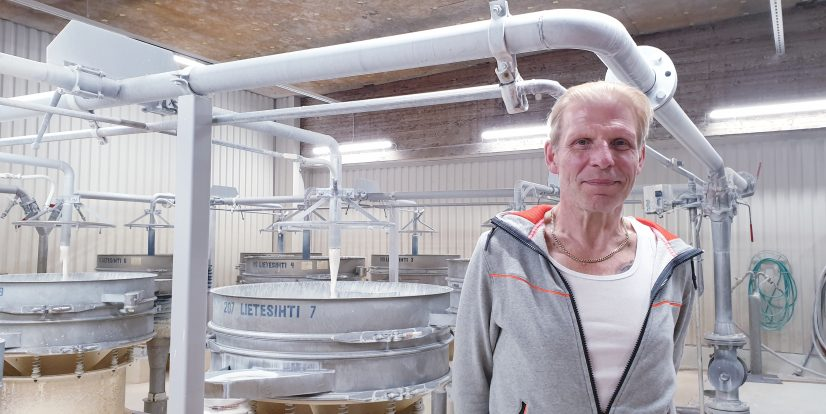 Customer Stories: Automation for Improving Production Efficiency – Imerys Minerals