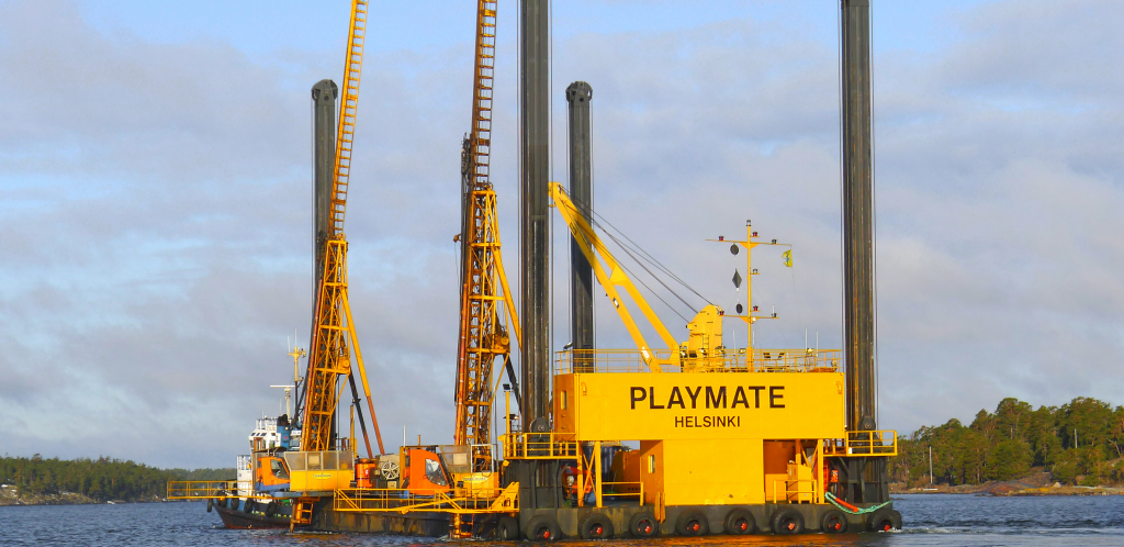 Customer Stories: Terramare Oy – Experts in Marine Construction