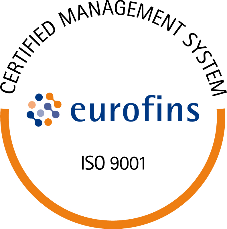 ISO 9001 Certified management system
